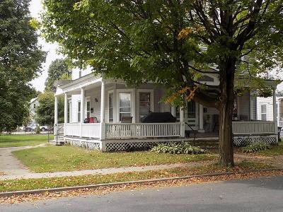 Glens Falls Multi Family Home For Sale: 12-14 Oak Street #6