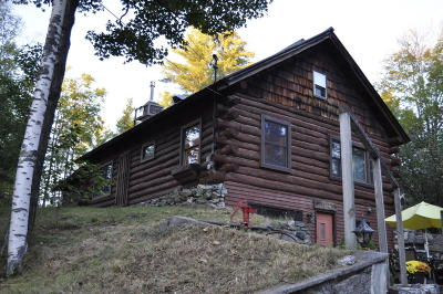Chestertown Single Family Home Contingent Contract: 61 (56) Starbuck Hill Road