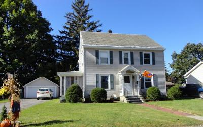 South Glens Falls Vlg Single Family Home Contingent Contract: 8 Maple Avenue