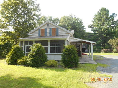 Queensbury Multi Family Home For Sale: 180 Montray Road