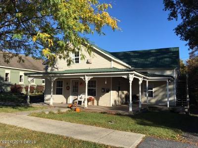 Ticonderoga Multi Family Home For Sale: 27 Montcalm