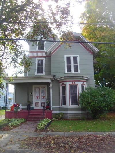 Hudson Falls Vlg Multi Family Home Contingent Contract: 18 Mechanic Street