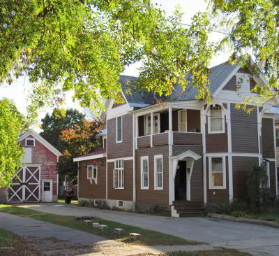 Glens Falls Multi Family Home Contingent Contract: 27 Hunter Street