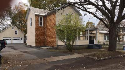 Glens Falls Single Family Home For Sale: 3 Third