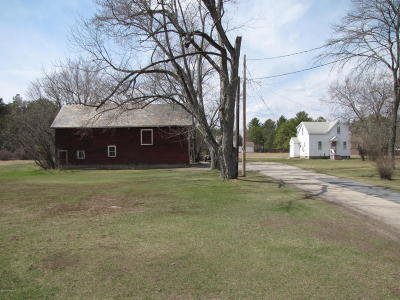 Moreau Single Family Home For Sale: 1691-1701 Route 9