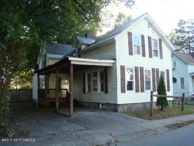 Glens Falls Single Family Home For Sale: 3 Juvet Street