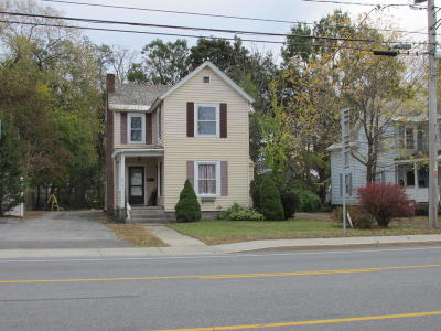 South Glens Falls Vlg NY Multi Family Home Contingent Contract: $119,900