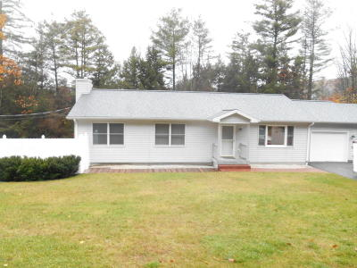 Lake Luzerne Single Family Home For Sale: 98 Hubbell Drive