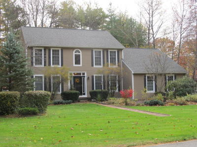 Queensbury Single Family Home For Sale: 2 Chippewa Circle
