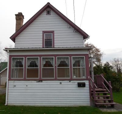 Ticonderoga Single Family Home For Sale: 8 Highland Street