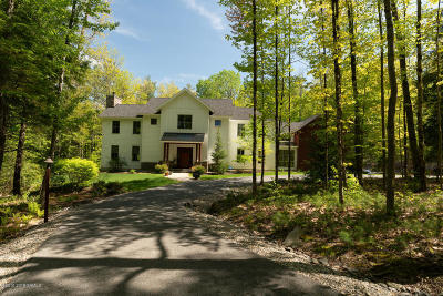 Single Family Home For Sale: 604 Coolidge Hill