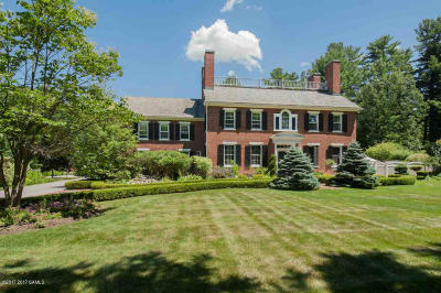 Queensbury Single Family Home Contingent Contract: 27 North Road