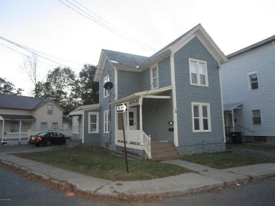Glens Falls Multi Family Home Contingent Contract: 14 Crandall Street