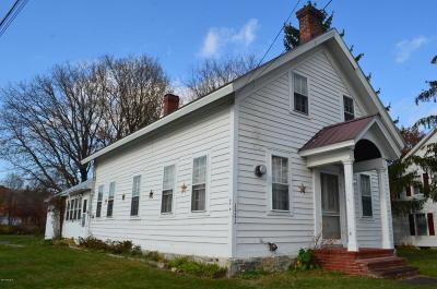 Ticonderoga Single Family Home For Sale: 1511 Nys