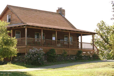Salem Single Family Home For Sale: 606 Ole Hickory Hill Way