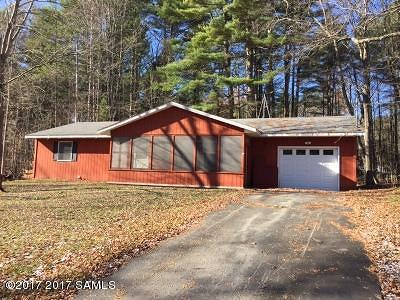 Schroon Single Family Home For Sale: 809 Us Route 9