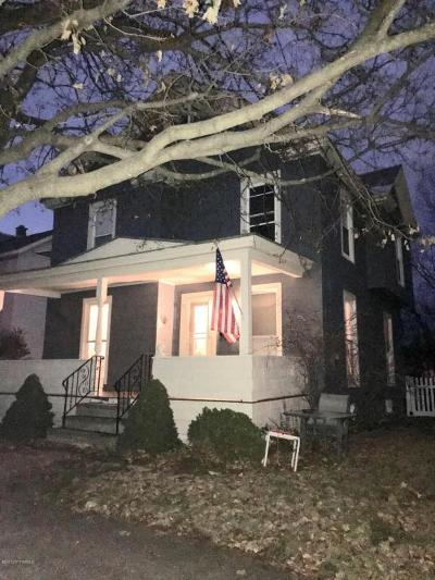 Glens Falls Single Family Home Contingent Contract: 91 Cooper Street