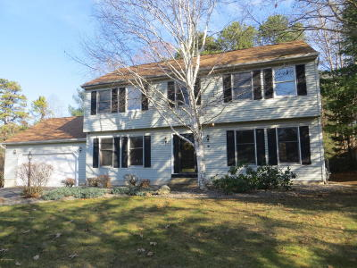 Queensbury Single Family Home For Sale: 9 Oak Tree Circle