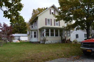 Bolton NY Single Family Home For Sale: $395,000