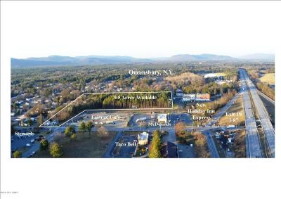 Queensbury Residential Lots & Land For Sale: 220 Corinth Road
