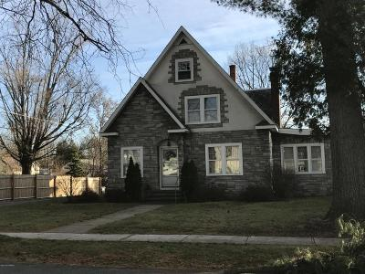 Hudson Falls Vlg Single Family Home Contingent Contract: 6 Elm