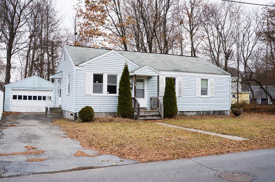 Glens Falls Single Family Home Contingent Contract: 15 Mac Arthur Drive