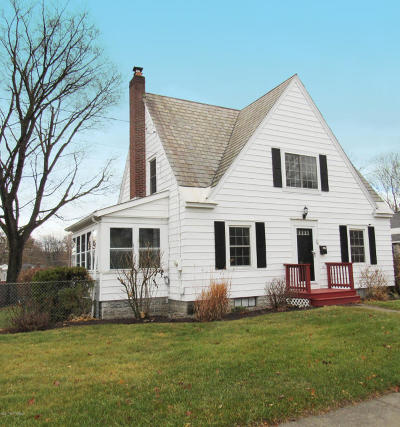 South Glens Falls Vlg Single Family Home Contingent Contract: 29 Jackson Avenue