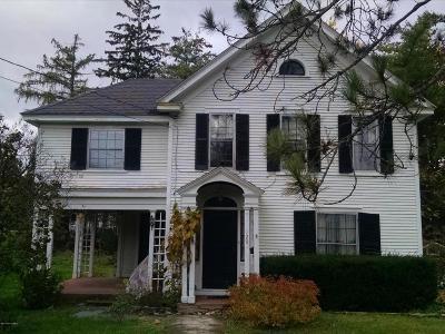 Ticonderoga Single Family Home For Sale: 129 The Portage