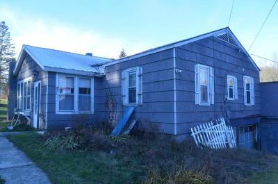 Ticonderoga Single Family Home For Sale: 105 County Rte 56