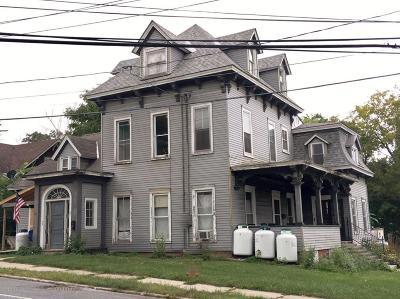 Ticonderoga Multi Family Home For Sale: 143 Champlain