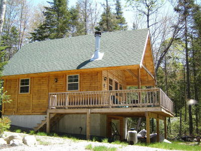 Schroon Single Family Home Contingent Contract: 1734 Hoffman Road