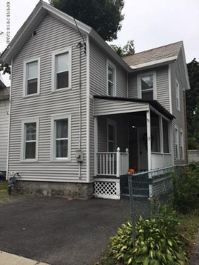 Glens Falls Single Family Home For Sale: 13 Orville Street