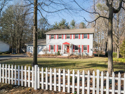 Wilton Single Family Home For Sale: 364 Northern Pines Road