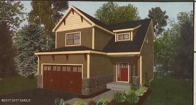 Lake George Single Family Home Contingent Contract: 355 Flat Rock Road