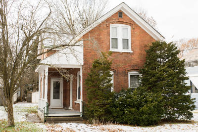 Glens Falls Single Family Home Contingent Contract: 26 Crandall Street