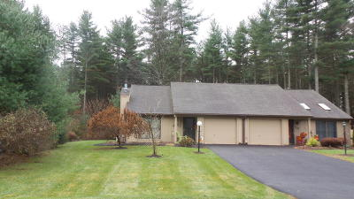 Queensbury Single Family Home Contingent Contract: 72 Queen Mary Drive