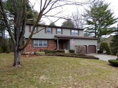 Queensbury Single Family Home For Sale: 4 Dartmore
