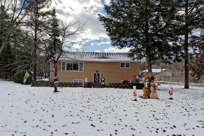 Queensbury Single Family Home For Sale: 54 Old Forge Road