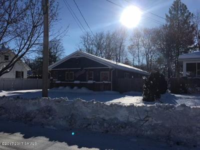 Glens Falls Single Family Home For Sale: 58 Knight Street