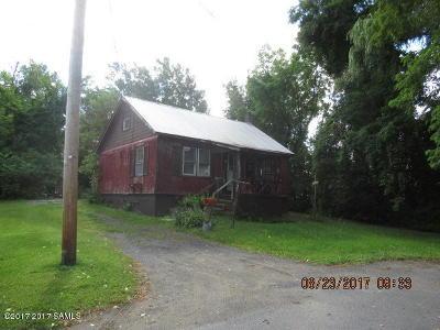 Hudson Falls Vlg Single Family Home For Sale: 23 Olive St