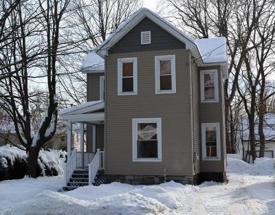 Glens Falls Single Family Home For Sale: 24 Sherman Avenue