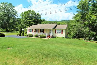 Queensbury Single Family Home For Sale: 467 W Mountain Road