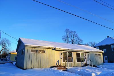 Glens Falls Multi Family Home For Sale: 25 Sagamore Street #25-27