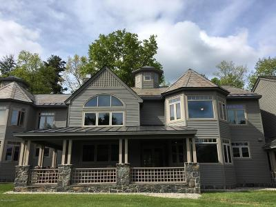 Lake George Single Family Home Contingent Contract: 7 Antlers Way