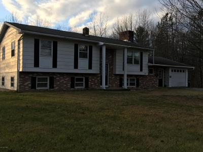 Queensbury Multi Family Home For Sale: 887 Ridge Road