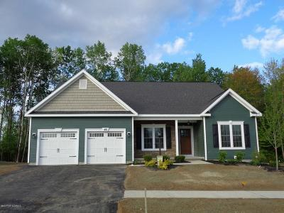 Queensbury Single Family Home For Sale: Lot 24 Richmond Hill