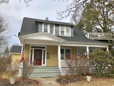 Glens Falls Single Family Home For Sale: 272 Ridge Street