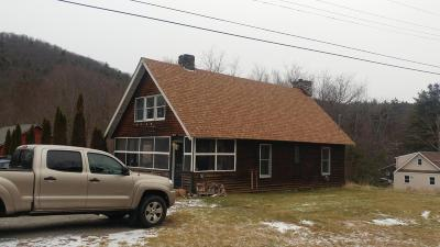 Bolton Single Family Home For Sale: 375 Padanarum Road