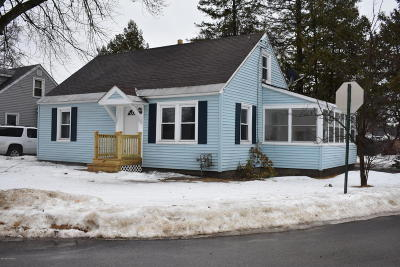South Glens Falls Vlg Single Family Home Contingent Contract: 38 Wilson Avenue