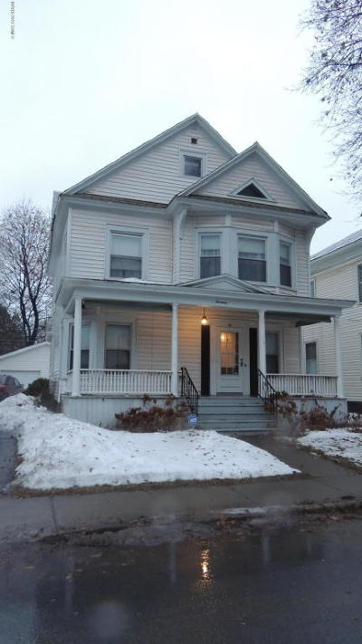 Glens Falls NY Single Family Home For Sale: $179,900